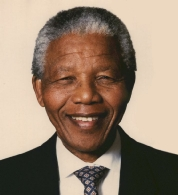 Nelson Mandela, 1918-2013. A true light to humanity. RIP